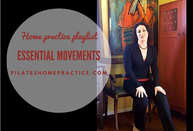 12 Home Practice Essential Movements
