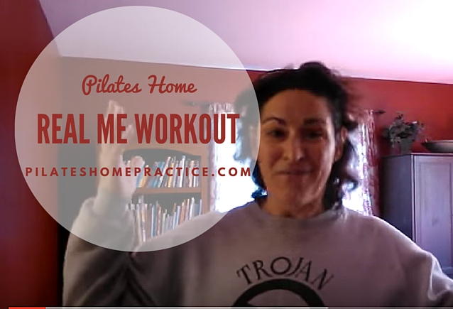 The Real Me Workout